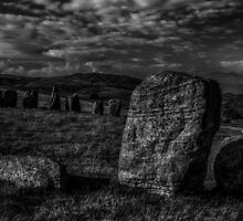 Swinside Stones by Alan E Taylor