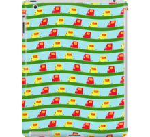 Tongue twister - Red lorry, yellow lorry iPad Case/Skin