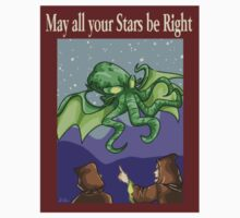 May all your Stars be Right by CaptainSunshine