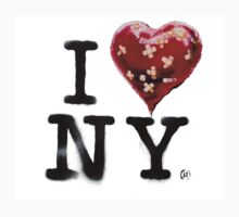Banksy New York Residency souvenir t-shirt by Good Sense