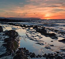 Last Rays at Kilve by kernuak