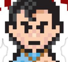 Evil Dead Pixels Sticker