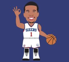 NBAToon of Michael Carter-Williams, player of Philadelphia 76ers by D4RK0