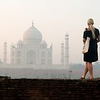 Wow Taj!!! by Mukesh Srivastava