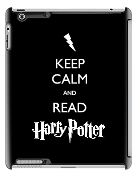 Keep Calm And Read Harry Potter by Leylaaslan
