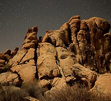 Rocky Night by Darryl Ford