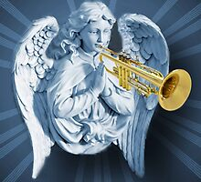 ¨*•♪♫•*¨ANGEL--WHEN THE TRUMPET SOUNDS-DEDICATED TO ANN MY DEEPEST SYMPATHY HUGS¨*•♪♫•*¨ by ╰⊰✿ℒᵒᶹᵉ Bonita✿⊱╮ Lalonde✿⊱╮