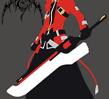 Ragna the Bloodedge by Sailio717