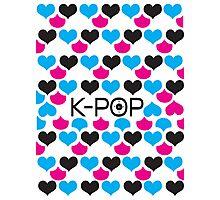 K-POP holic Photographic Print