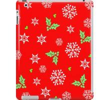 Christmas decoration iPad Case/Skin