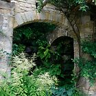 Italian Gardens At Hever Castle Kent by edesigns14