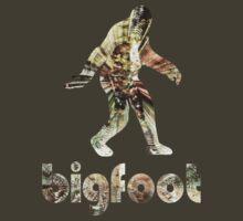 Bigfoot Predator by chainsawgoblin