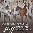 Thanksgiving and Joy Quote by Jeri Stunkard