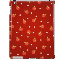 apples and flowers iPad Case/Skin