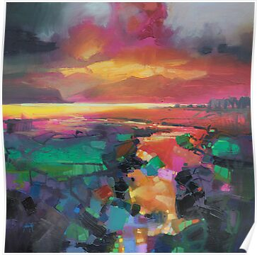 Magenta Rum by scottnaismith