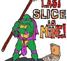 Donatello by Skree