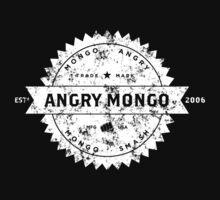 Angry Mongo Hipster Doofus Logo by AngryMongo