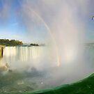 Niagara Rainbow by Igor Zenin