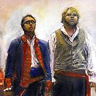Les Misérables  by Randy Sprout