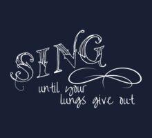 Sing by ObliqueOptimism