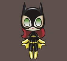 Batgirl Plush by paultengco78