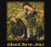 Burne-Jones – The Beguiling of Merlin by William Martin