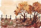 Autumn song by Maree  Clarkson