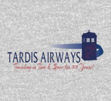 TARDIS Airways Kids Clothes