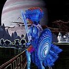 Alien world by qrabat
