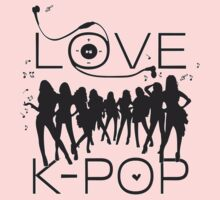 LOVE K-POP MUSIC by cheeckymonkey
