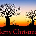 A Kimberley Christmas Card by Mieke Boynton