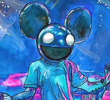 deadmau5 by Ashley Peppenger