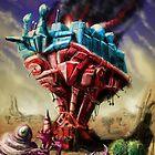 Assassin Blob by MBJonly