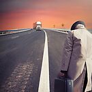 Lost highway by Adrian Donoghue
