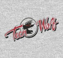 Teen Wolf T-shirt by Nasherr