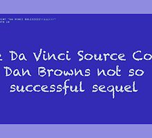 The Da Vinci Source Code by 00000001