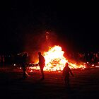 Bonfire  by incipient