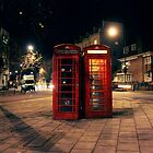 London Phone Booth by incipient