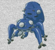 Ghost In The Shell - Tachikoma by OkaNieba
