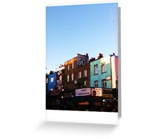 Blue Skies // LONDON COLLECTION  Greeting Card