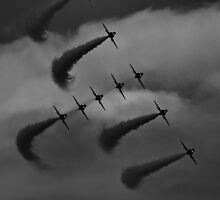 T-Formation by Graeme  Hunt