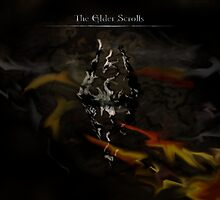 The Elder Scrolls by Adam Dens
