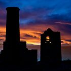 Wheal Coats Tin Mine by Nigel Hatton, Derwent Digital Imaging