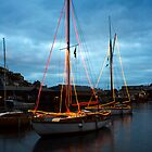 Sail Lights by Nigel Hatton, Derwent Digital Imaging