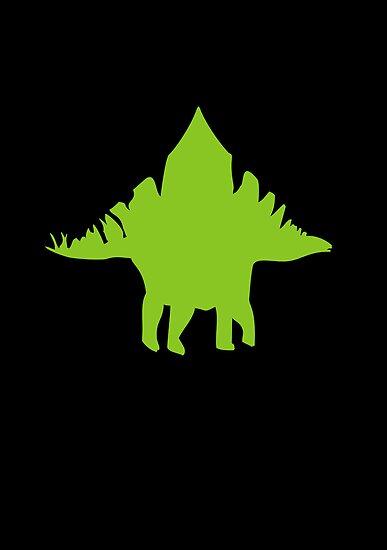 Upvote Dinosaur (Imgur) by jezkemp