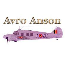 Avro Anson by boogeyman