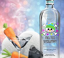 """Melted Snowman"" Martini - North Pole Vodka by soaringanchor"