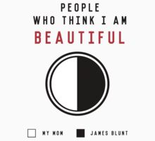 People who think i am beautiful by Nimus Vancel