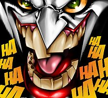 """""""THE LAST LAUGH"""" by MIAMIKAOS"""