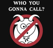 Who you gonna call? by box182
